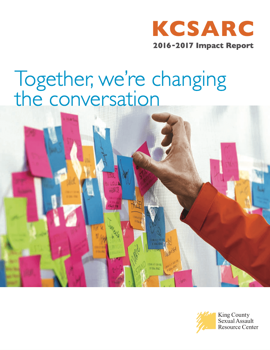 2016-17 annual impact report