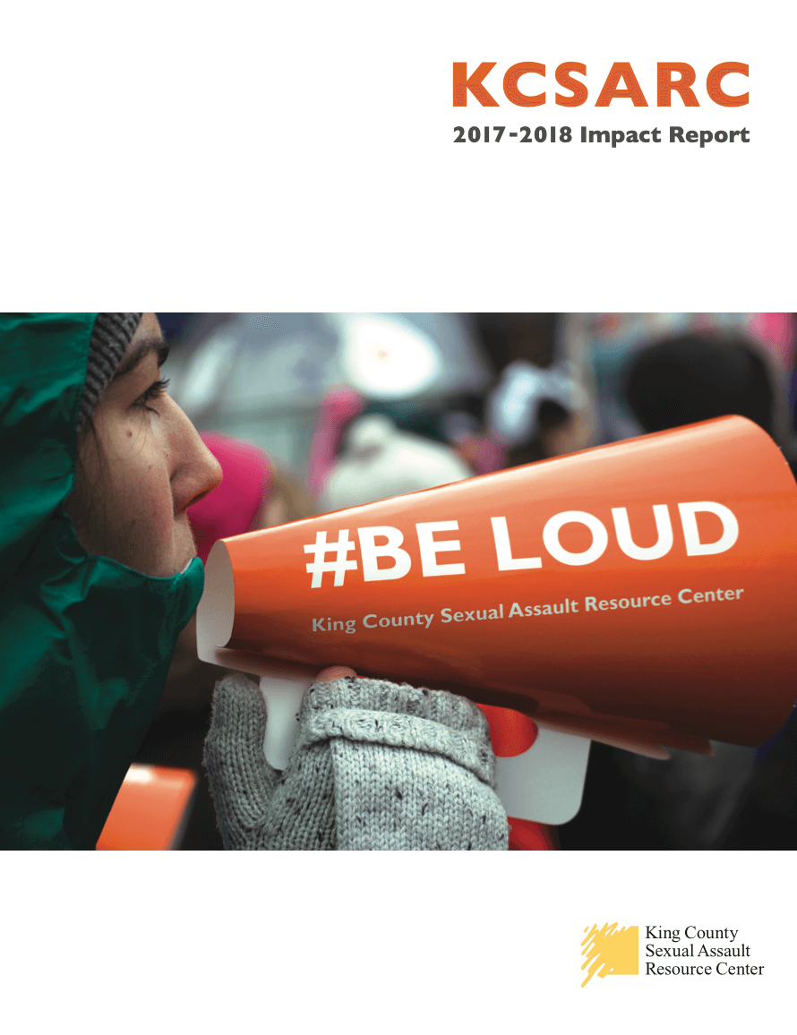 2017-18 impact report cover