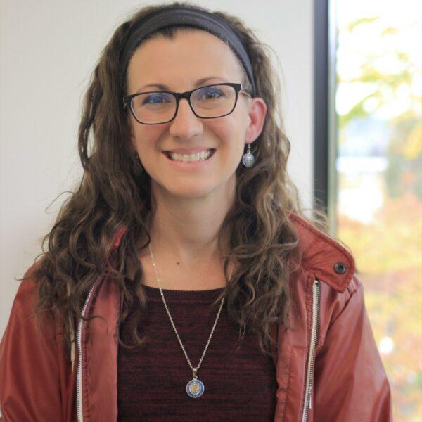 Erin Esteban, Dando Voz Coordinator