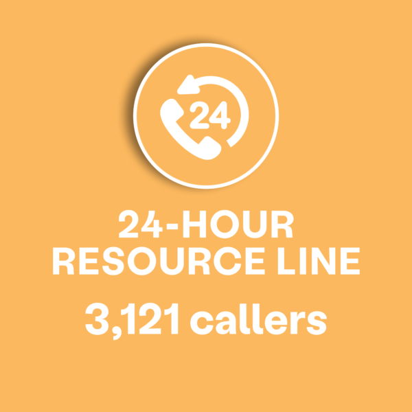 Resource Line service numbers