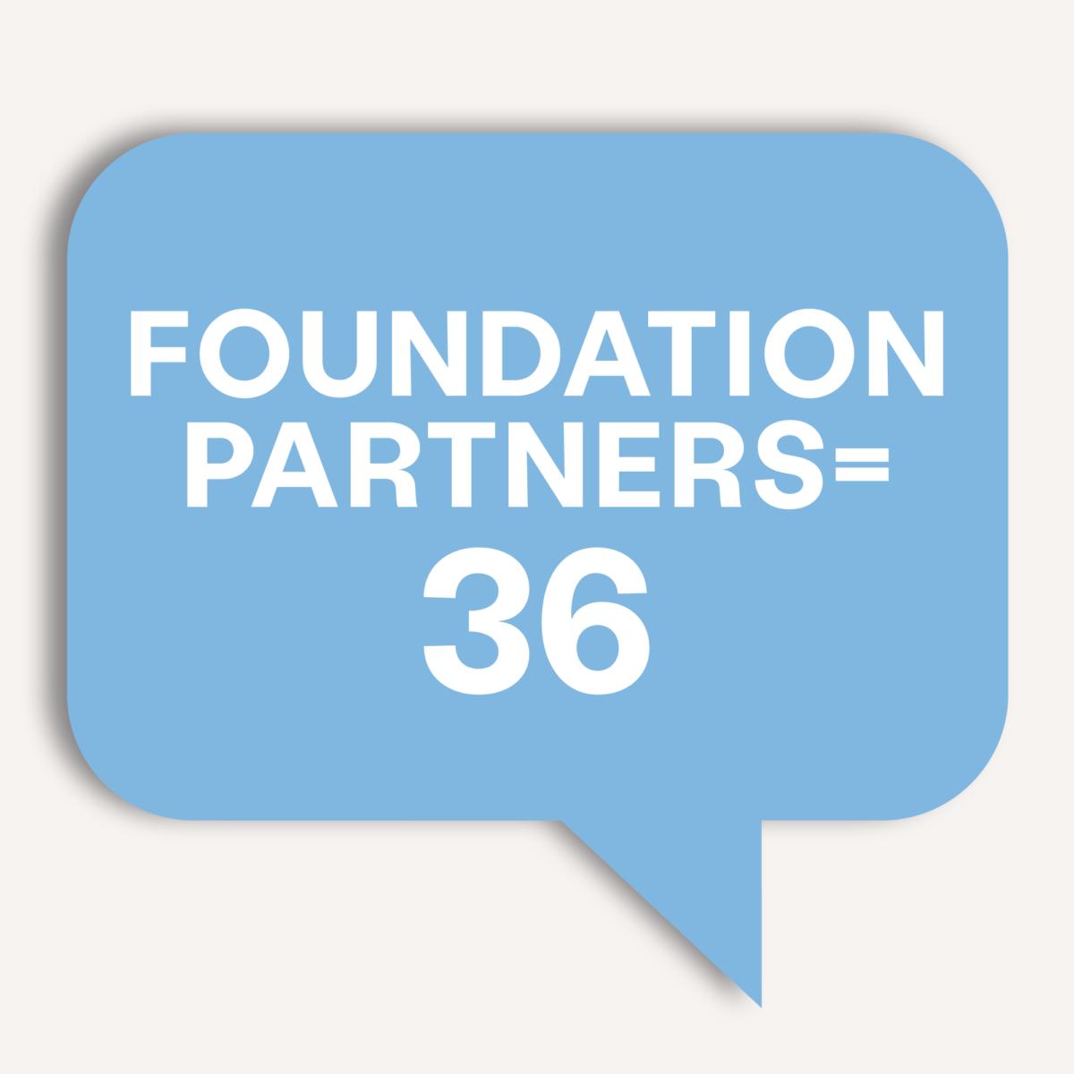 Foundation partners