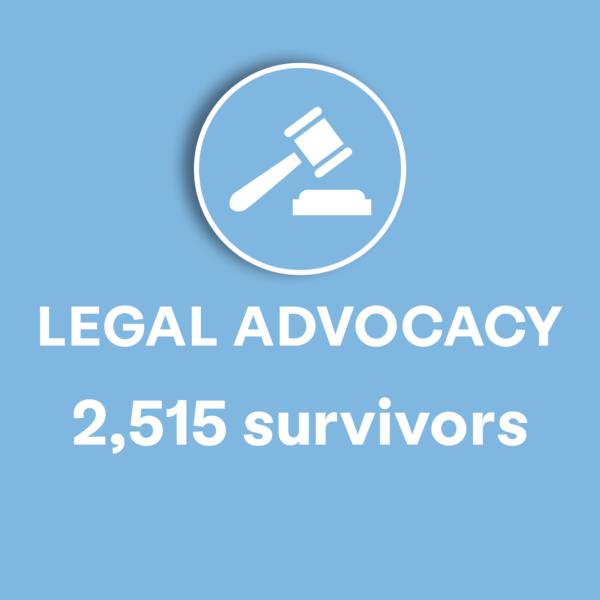 Legal Advocacy impact image
